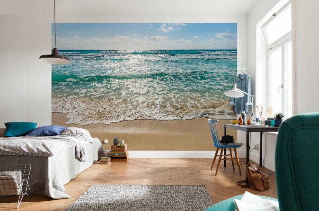 Морские обои для квартиры